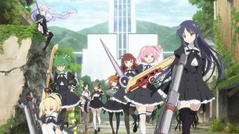Jadwal Streaming Anime Assault Lily Bouquet Ditunda hingga Hari Jumat 1