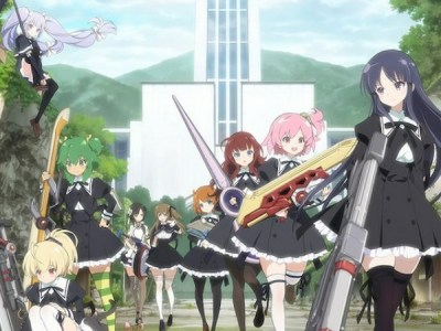 Jadwal Streaming Anime Assault Lily Bouquet Ditunda hingga Hari Jumat 2
