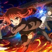 Rayakan 15 Tahun Animenya, Shakugan no Shana Berkolaborasi Dengan Game Ponsel Pintar To Aru Majutsu Index 10