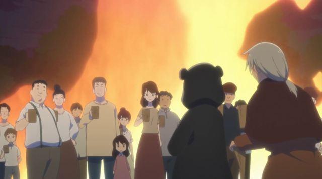 Nikmati Petualangan Yuna Dalam Kuma Kuma Kuma Bear Yang Manis 76