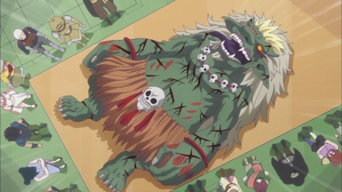 Nikmati Aroma Keringat Yuna Setelah Melepas Kostum Beruang Kuma Kuma Kuma Bear 36
