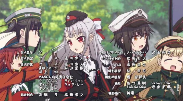 Siap-Siap Overdosis Melihat Gadis Kereta Moe Dari Anime Rail Romanesque Adaptasi Maitetsu 40