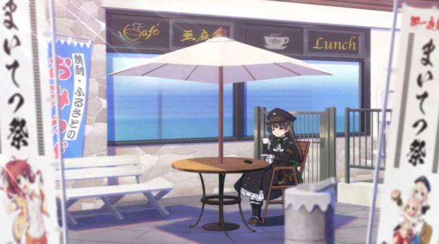 Siap-Siap Overdosis Melihat Gadis Kereta Moe Dari Anime Rail Romanesque Adaptasi Maitetsu 9