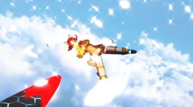 Nikmati Keindahan Cuplikan Pantsu Dari Anime Strike Witches Road to Berlin 14