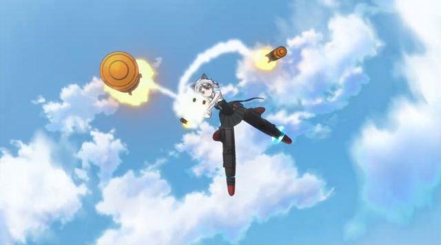 Nikmati Keindahan Cuplikan Pantsu Dari Anime Strike Witches Road to Berlin 21