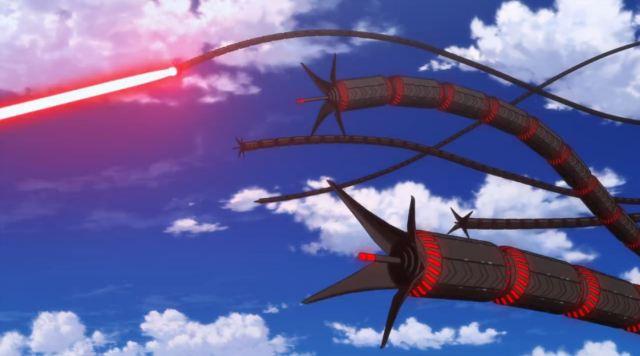 Nikmati Keindahan Cuplikan Pantsu Dari Anime Strike Witches Road to Berlin 84