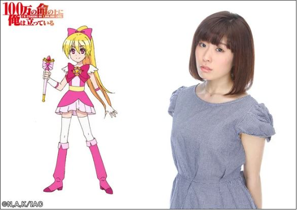 Anime I'm Standing on a Million Lives Ungkap Para Pemeran Majiha Sisters 3