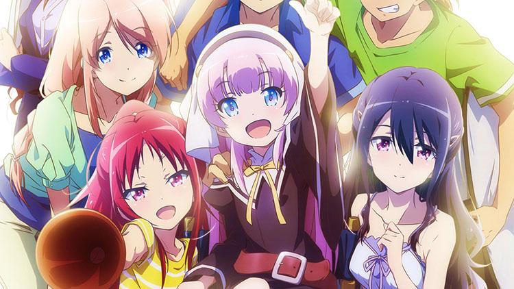 Anime Kamisama ni Natta Hi Hanya Dapat 12 Episode 1