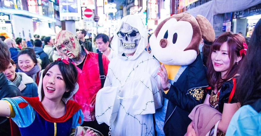 Jepang Menerapkan Metode Baru untuk Perayaan Pesta Halloween Selama Pandemi 2