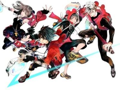 Game Star Smash dari Disney, yang Didesain oleh Artis Manga Tenjo Tenge/Bakemonogatari, Dipratinjau dalam Video Anime dari Tatsunoko 1