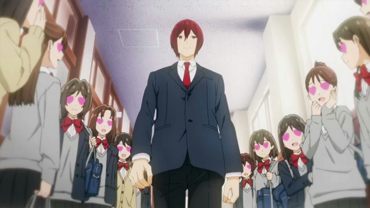 Video Promosi Ketiga Anime TV Horimiya Ungkap Seiyuu Karakter OSIS 1