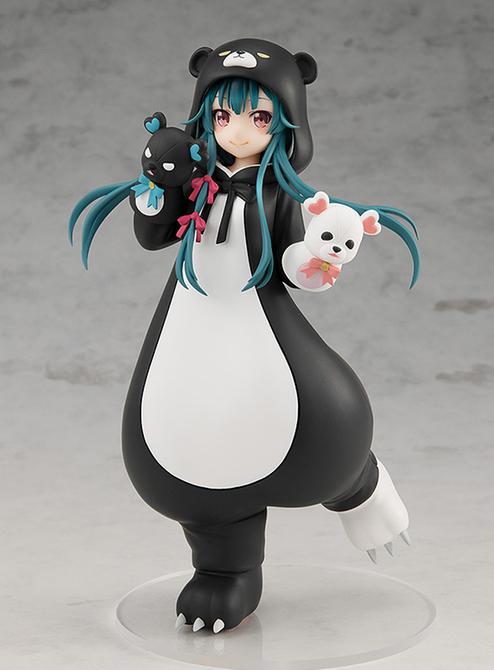 Miliki Sosok Yuna Yang Overpower Dengan Kostum Beruangnya - Kini Dijual Figure Yuna Setinggi 17-Cm 8