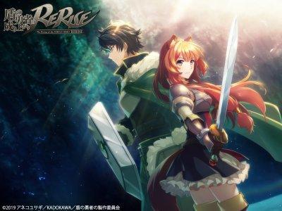 Game Smartphone Tate no Yuusha no Nariagari Rerise Siap Diluncurkan 38