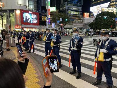 Pesta Halloween di Jepang Redup karena Pandemi 22