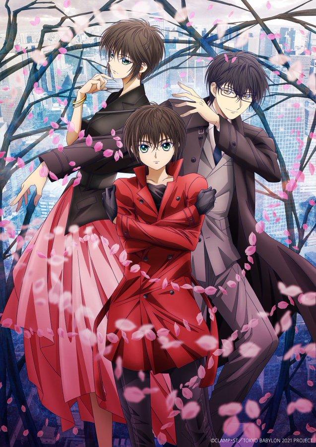 Anime Tokyo Babylon 2021 akan Tayang pada April 2021 Mendatang 5