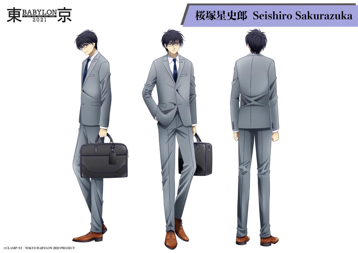 Anime Tokyo Babylon 2021 akan Tayang pada April 2021 Mendatang 4