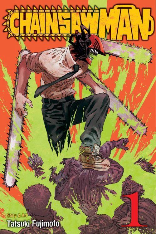 Manga Chainsaw Man telah Beredar Sebanyak 9,3 Juta Copy 2