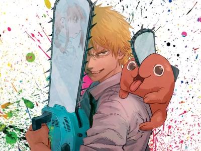 Manga Chainsaw Man Resmi Dapatkan Adaptasi Anime TV 10
