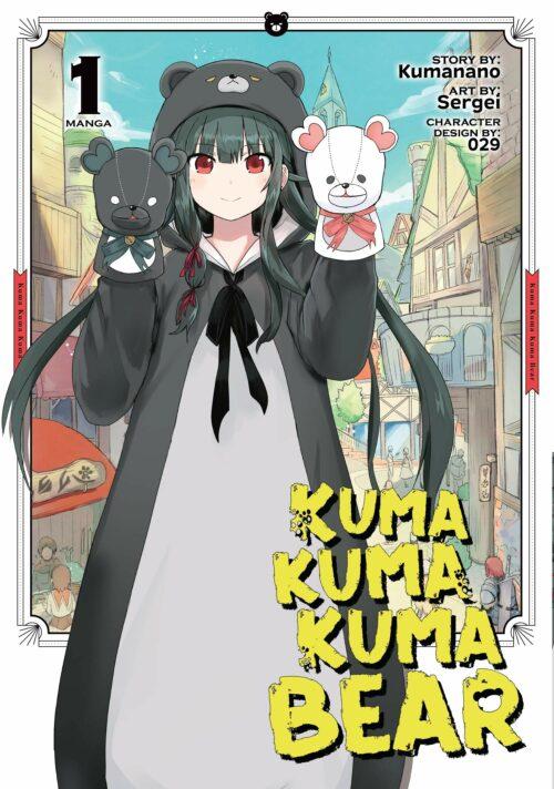 Anime Kuma Kuma Kuma Bear Resmi Mendapatkan Musim ke-2 2