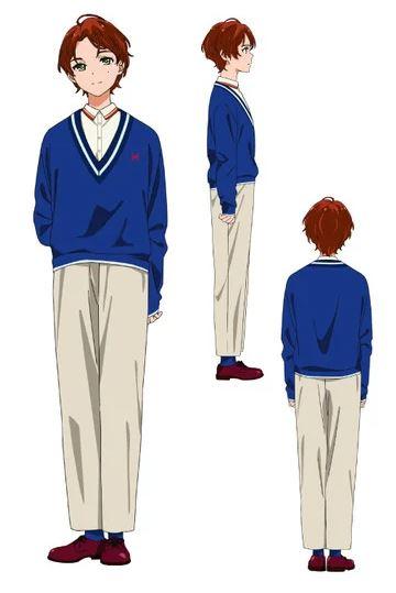 Anime TV Wonder Egg Priority Ungkap Para Pemeran, Staff, Pembawa Tema Lagu sekaligus Tanggal Rilis 6