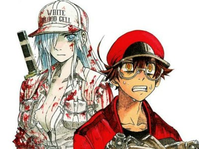 Manga Cells at Work! Code Black Akan Berakhir pada Tanggal 21 Januari 8