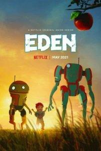 Anime Eden Dapatkan Adaptasi Manga 2