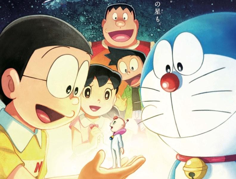 Penayangan Film Anime Doraemon: Nobita's Little Star Wars 2021 akan Ditunda karena COVID-19 1