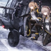 Game Smartphone Girls' Frontline Resmi Mendapatkan Adaptasi Anime TV 5