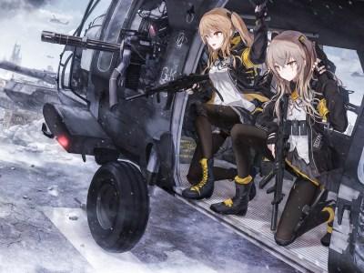 Game Smartphone Girls' Frontline Resmi Mendapatkan Adaptasi Anime TV 1