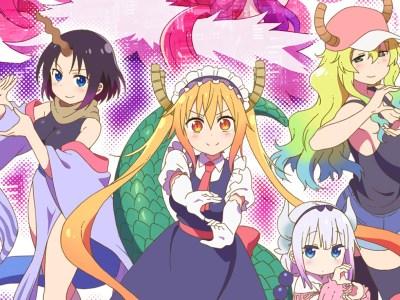 Musim ke-2 Anime Kobayashi-san Chi no Maid Dragon Ungkap para Pemeran, Staf, dan Video Promosi Terbaru 6