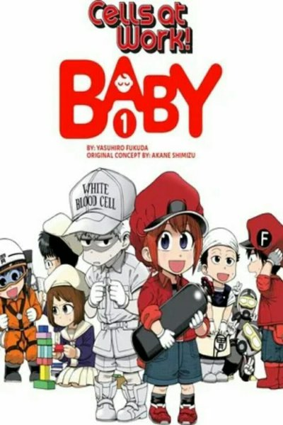 Manga Cells at Work! Baby Hiatus Selama 3 Bulan 1
