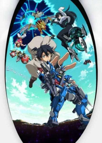 Kanal GundamInfo akan Tayangkan Gundam Build Divers Re:RISE dengan Sulih Suara Bahasa Indonesia pada Tanggal 1 Maret 1