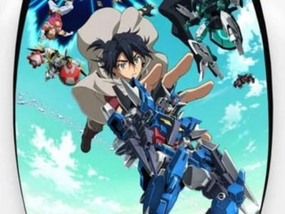 Kanal GundamInfo akan Tayangkan Gundam Build Divers Re:RISE dengan Sulih Suara Bahasa Indonesia pada Tanggal 1 Maret 17