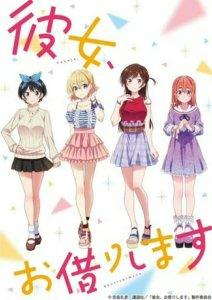 Anime Rent-A-Girlfriend Season 2 akan Tayang pada Tahun 2022 2