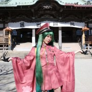 Singing Cosplayer Hikari Rilis Video Cover Senbonzakura 13