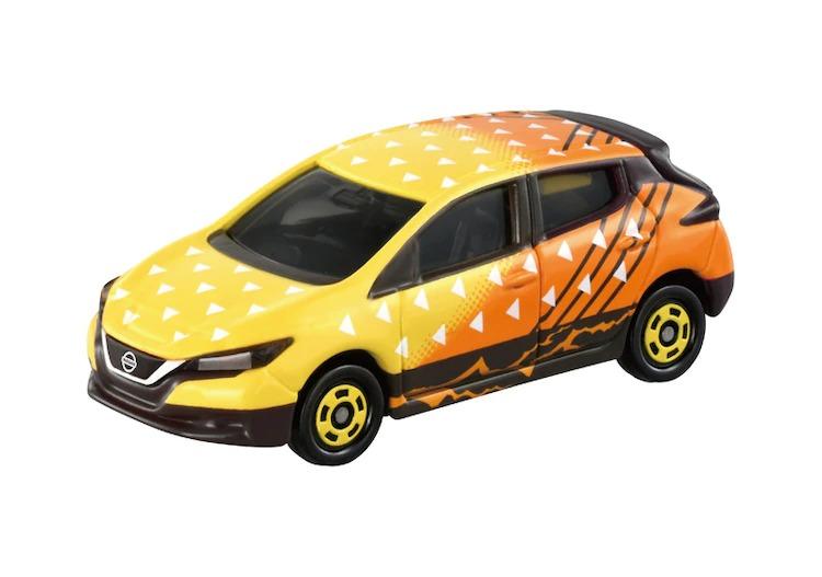 Kimetsu no Yaiba X Tomica Hadirkan Mainan Mobil Die-Cast Unik! 4