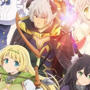 Musim ke-2 Anime Isekai Maou to Shoukan Shoujo no Dorei Majutsu akan Mulai Tayang pada Bulan April 39
