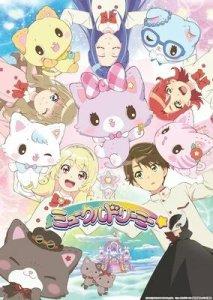 Anime Sekuel Mewkledreamy Mix! Ungkap Karakter Baru, Visual, dan Bulan Debutnya 3