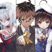 Light Novel Ryuoh no Oshigoto! Memasuki Arc Terakhir 5