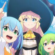 Anime Slime Taoshite 300-nen, Shiranai Uchi ni Level Max ni Nattemashita akan Mulai Tayang pada Tanggal 10 April 17
