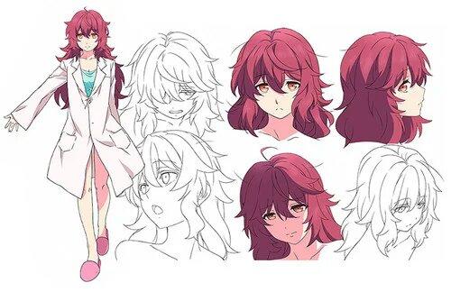 Anime World's End Harem Umumkan 6 Anggota Seiyuu Lainnya 3