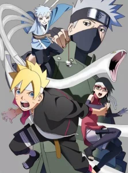 Halca akan Membawakan Lagu Penutup Baru untuk Anime Boruto 1