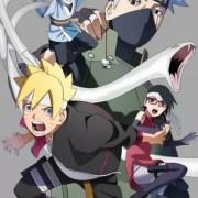 Halca akan Membawakan Lagu Penutup Baru untuk Anime Boruto 9