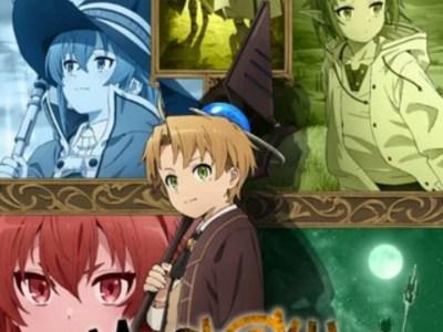 Anime Mushoku Tensei: Jobless Reincarnation Diperankan oleh Kenjiro Tsuda, Yuka Iguchi, Rikiya Koyama, Kengo Kawanishi 2
