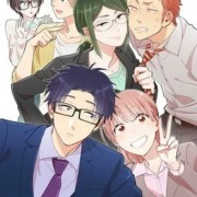 M&C! Melisensi Manga Wotakoi: Love is Hard for Otaku 4