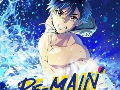 MAPPA Ungkap Anime TV tentang Polo Air yang Berjudul RE-MAIN 7