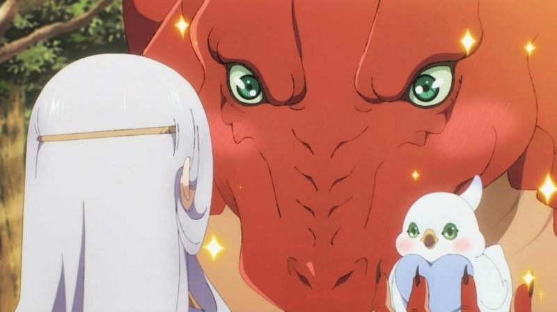 Anime Dragon Goes House-Hunting Ungkap Video Promosi Ke-3, Seiyuu Lainnya, dan Tanggal Debutnya 1
