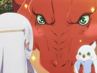 Anime Dragon Goes House-Hunting Ungkap Video Promosi Ke-3, Seiyuu Lainnya, dan Tanggal Debutnya 44