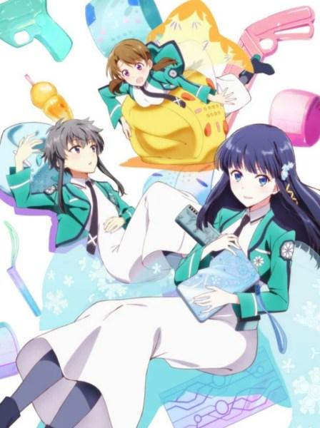 Anime TV The Honor Student at Magic High School Ungkap Seiyuu, Staf, dan Video Promosi 1