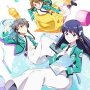 Anime TV The Honor Student at Magic High School Ungkap Seiyuu, Staf, dan Video Promosi 7